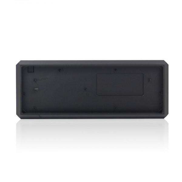 hex aluminum keyboard case 60% 5 deg