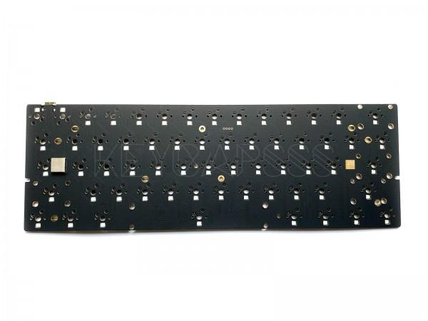 DZ60RGB-ANSI V2 RGB 60% Mechanical Keyboard PCB USB-C Hot Swap