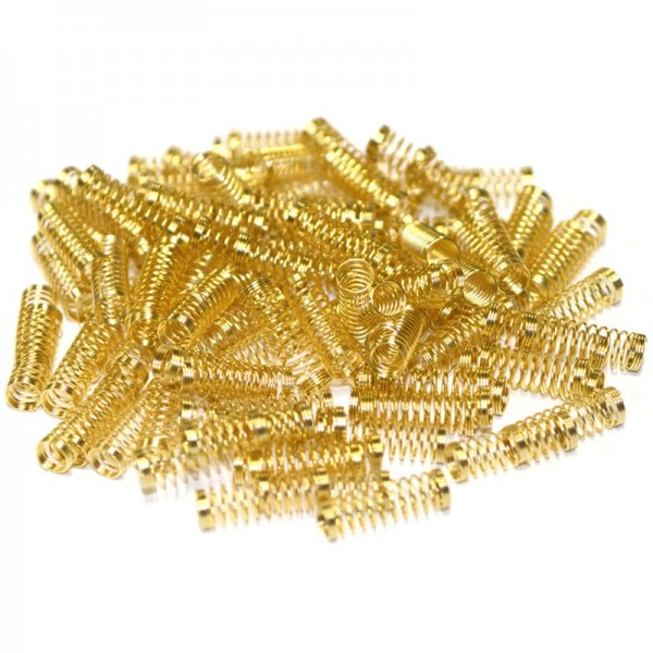 Durock Gold Plated Springs for Mechanical Keyboards Switches (55g/62g/65g/67g/78g)
