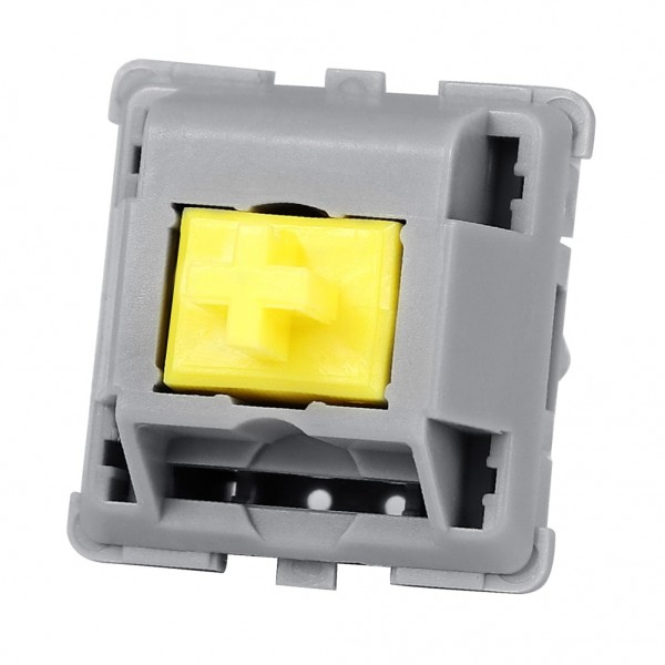 Durock POM Tactile Switches Sunflower 67g