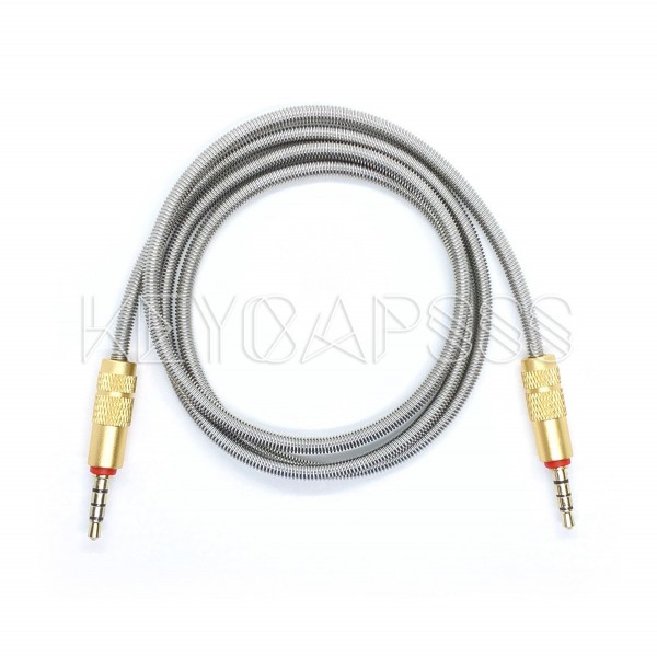 TRRS Cable 4-pole 3.5mm jack 80cm 31.5inch