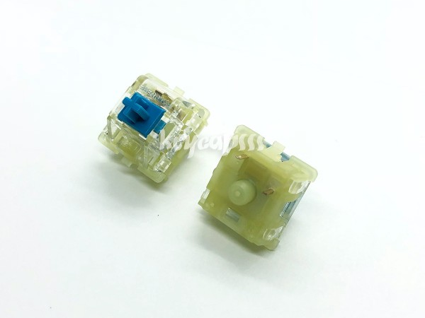 Cherry RGB switches 3 Pin clear keyboard