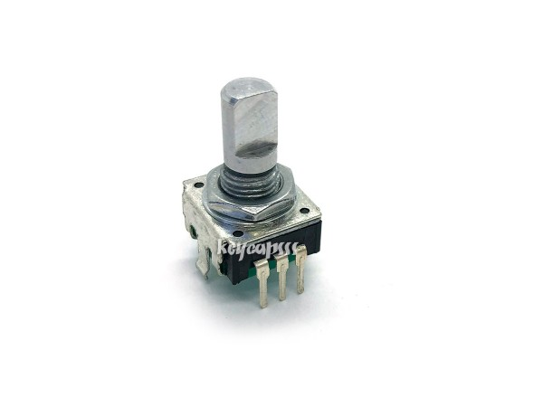 Rotary Encoder with switch for mechanical keyboards