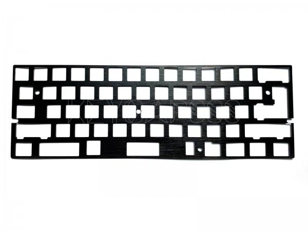 DZ60 CNC Plate Black Aluminum