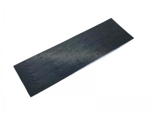 Stabilizer dampening foam sticker