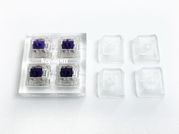 Zealio Switches Tester (4 switch) keyboard