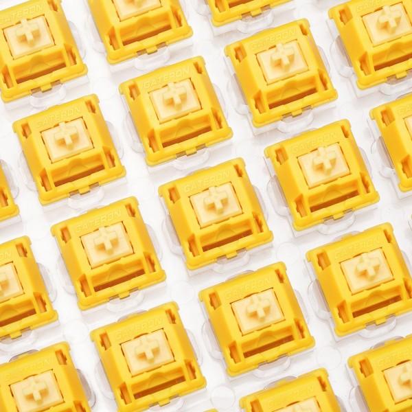 Gateron CAP (Yellow) Switches