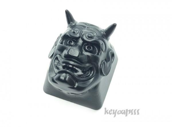 Oni Mask Devil Artisan Keycap Cherry MX