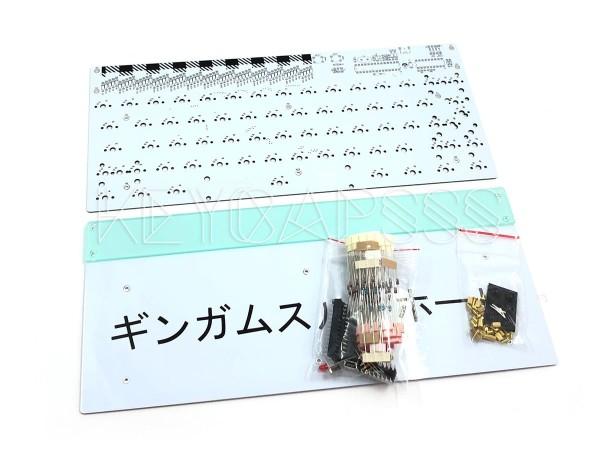 Gingham Kit 60% Throughole Keyboard