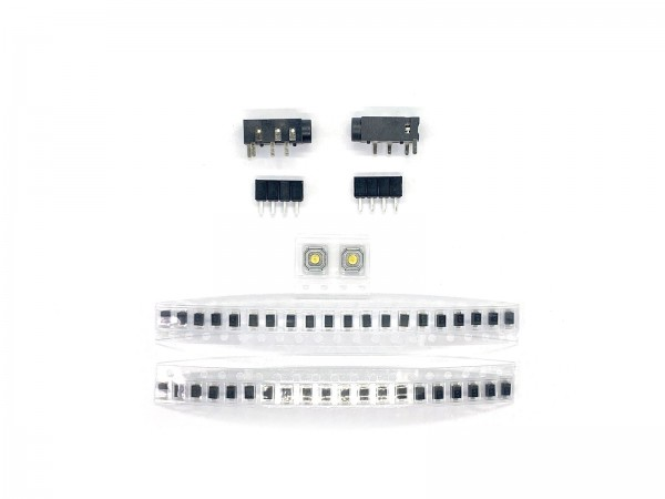Draculad Split Keyboard PCB